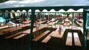 Piknik firmowy w Ciechanowie