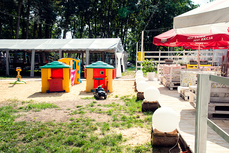 ogródek letni w ciechanowie