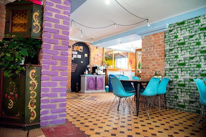 restauracja w Opinogórze