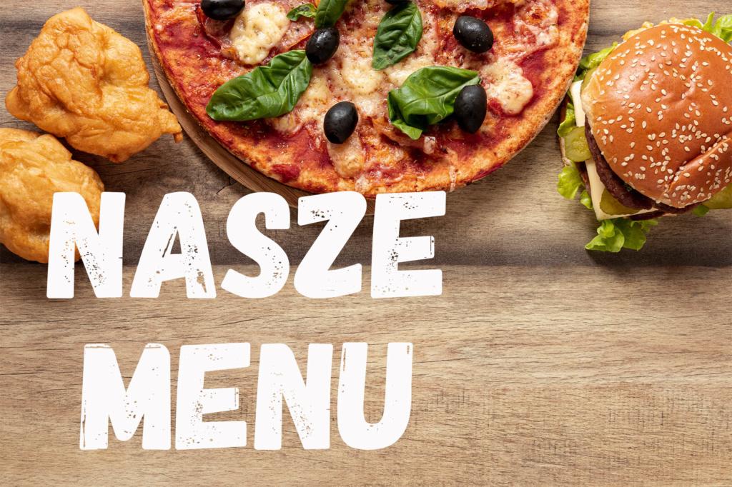 menu pizza ciechanów