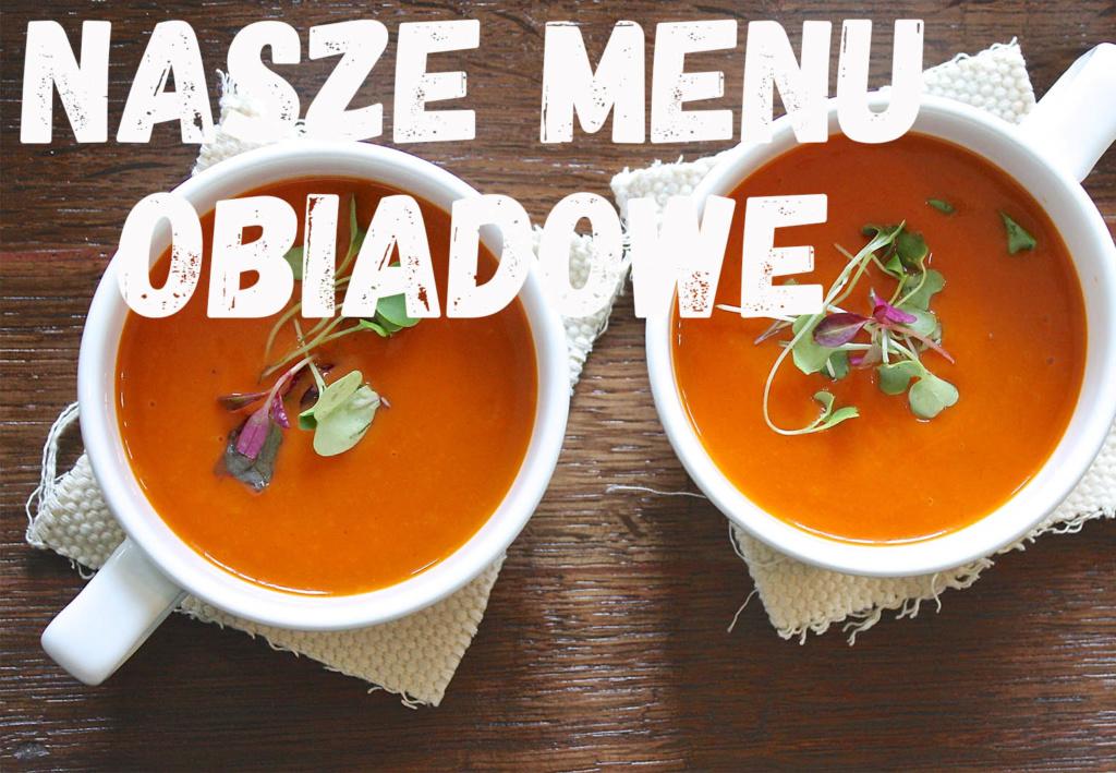 menu obiadowe CIECHANÓW